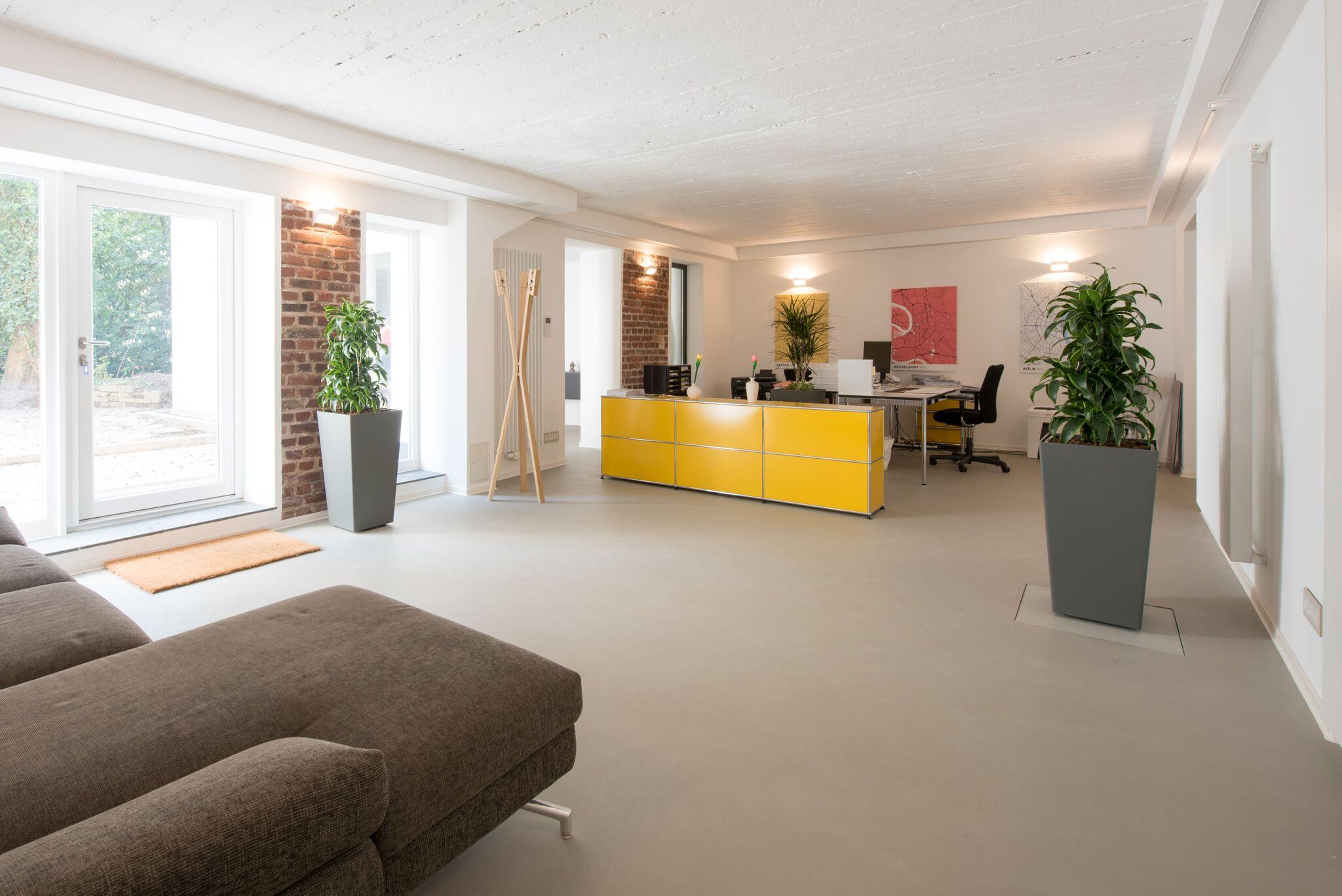 Beton Ciré verarbeitet von EINWANDFREI aus Köln
