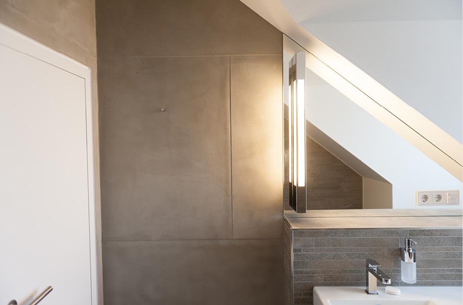 Badezimmer Betonoptik badezimmer fliesen betonoptik