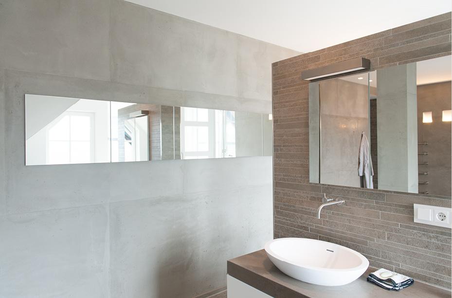 Gallery of with badezimmer betonoptik - Streichputz badezimmer ...