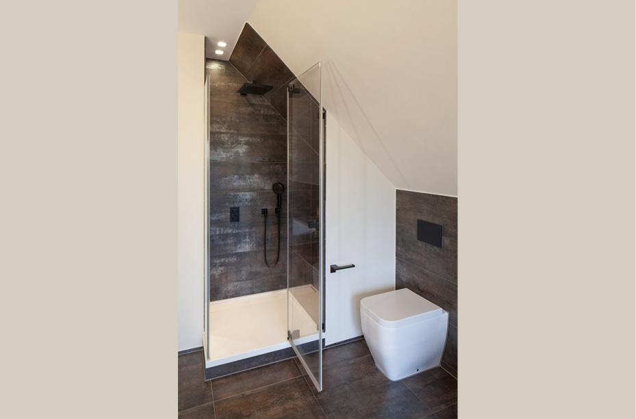 lehmputz im badezimmer. Black Bedroom Furniture Sets. Home Design Ideas