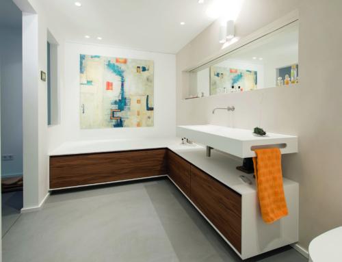 Warum sind fugenlose Oberflächenkonzepte in der Badgestaltung Trend?